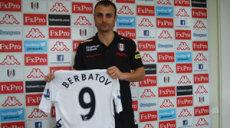 Dimitar Berbatov à Fulham