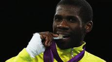 Anthony-Obame argent premier médaillé olympique du Gabon