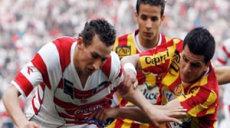 Duel dans le championnat tunisien de football