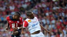 Kalou premier but en ligue1