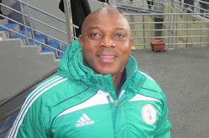 Stephen Keshi du Nigéria