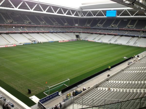 Vue du Grand Stade