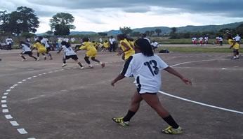 calendrier des rencontres de la can handball maroc 2012
