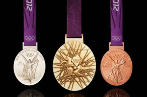 Championne Olympique Americaine Athletisme