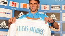 Lucas Mendes a signé à Marseille
