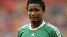 John Obi Mikel du Nigéria