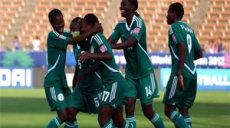 Le Nigéria en quartsd e finale