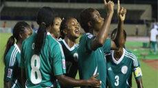 Equipe junior féminine du Nigéria