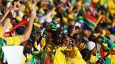 Les Sud-africains jubilent