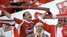 Des supporteurs tunisiens