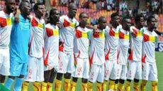 Le Syli national de Guinée
