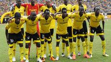 L'équipe de football de l'Ouganda