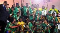 La Zambie, championne d'Afrique