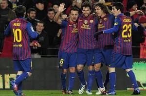 Le Barca a déjà 8 points d'avance!