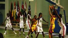 Sénégal u18 dames 2010