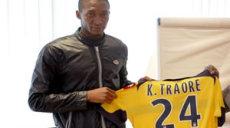 Kalilou Traoré signe à Sochaux