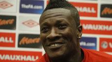 Asamoah Gyan, nouveau capitaine