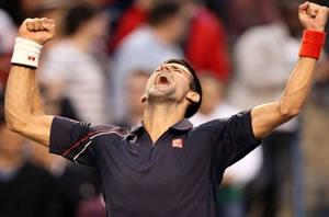 Djokovic vainqueur à Pékin
