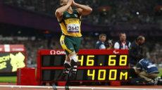 pistorius 400m t44 record