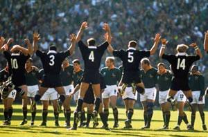 rugby aka springboks