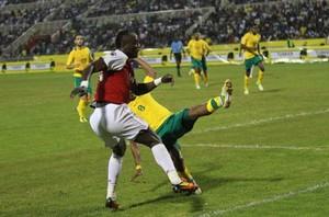 Le Kenya défait 2-1
