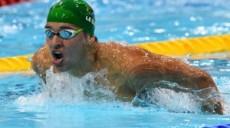 Chad le Clos remporte le 100m papillon