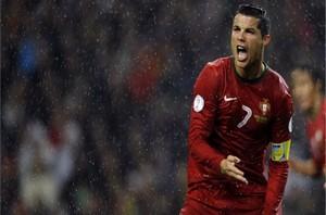 Ronaldo a passé la 100ème