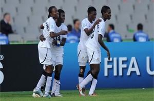 le Ghana en bronze