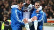 Gignac a le pied fracturé