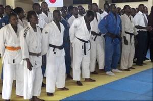 Le Judo Test ce week-end à Lomé