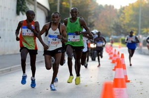 Le marathon de Reims dominé par un Kenyan