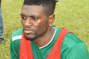Adebayor veut se qualifier