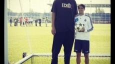 Ming au Real Madrid
