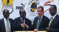 Accord Puma-Tusker League au Kenya