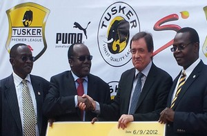 Accord Puma-Tusker League au Kenya