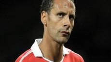Ferdinand encore sur le carreau!