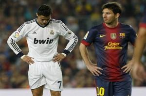 Match nul entre Messi et Ronaldo