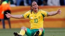 Pienaar arrête avec les Bafana Bafana