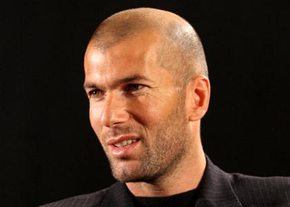 Zidane passe ses diplômes au Haillan