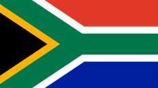 Afrique du Sud : Drapeau de l'Afrique du Sud