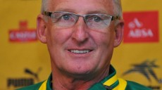 Gordon-Igesund-coach Bafana Bafana