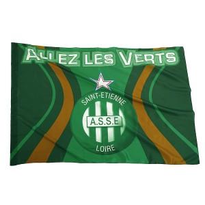 drapeau-asse-home-vert-or-as-saint-etienne