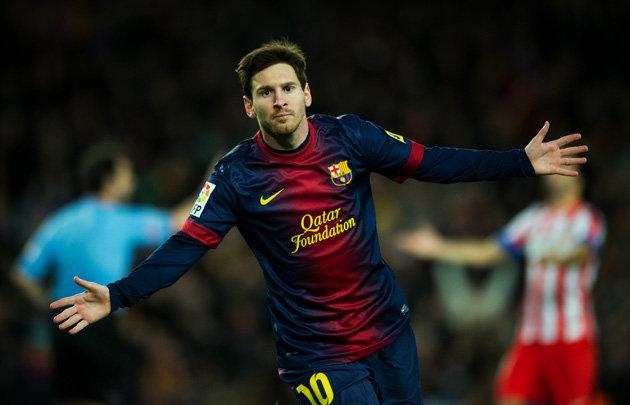 messi2 jpgFootball Player Messi 2013