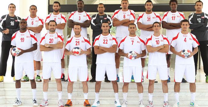 Handball la liste d finitive de la tunisie pour le - Resultat coupe du monde de handball 2015 ...