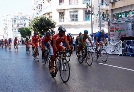 Cyclisme/Tour d'Algérie : C'est parti !