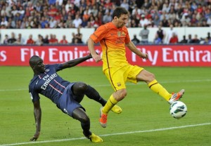 Paris Saint-Germain  vs FC Barcelona