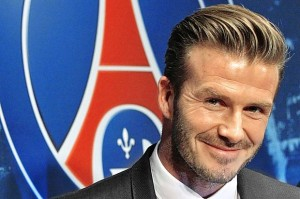 David+Beckham+PSG
