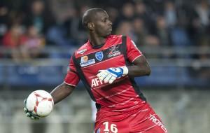 FOOTBALL : Sochaux vs Troyes - Ligue 1 - Championnat de France 2012 / 2013 - 22/09/2012 -