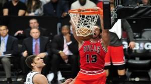 Joakim Noah qualifie les bulls play-offs