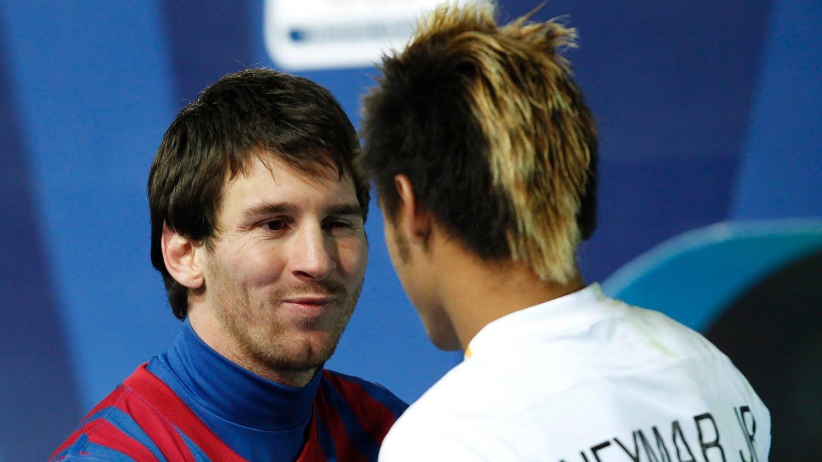 Neymar Messi Coupe Du Monde Des Clubs